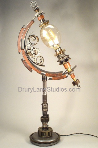 Drury Lane Studios Unique Handcrafted Whimiscal Lamps